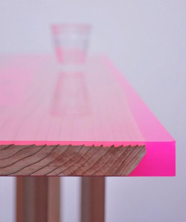 Muebles como caramelos de jo nagasaka for Muebles de resina para exterior