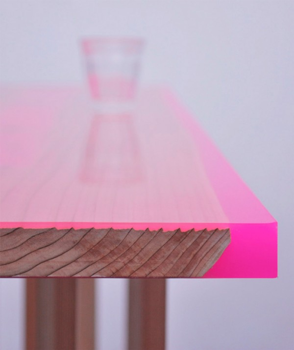 Muebles como caramelos de jo nagasaka - Muebles de resina para jardin ...