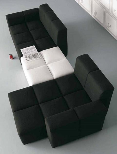 Sofás modulares 1
