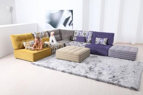 Sof s modulares para el hogar for Sofas rinconeras modulares