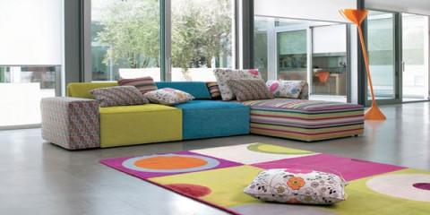 Sof s modulares para el hogar for Sillones modulares modernos