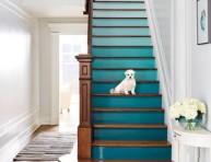 imagen Transforma la escalera en el centro de la decoración