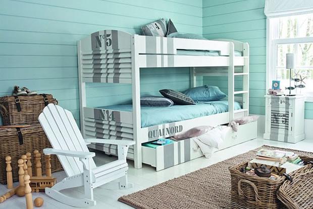 9 colores especiales para la habitaci n de los peques - Colores que combinan con el marron ...
