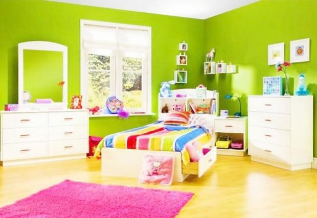 9 colores especiales para la habitaci n de los peques - Colores habitacion nino ...