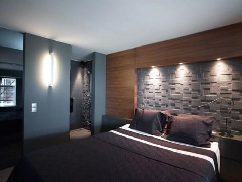 Cabeceros de cama con luz integrada for Lamparas cabezal cama