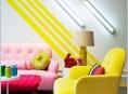 imagen Colores neón para decorar interiores