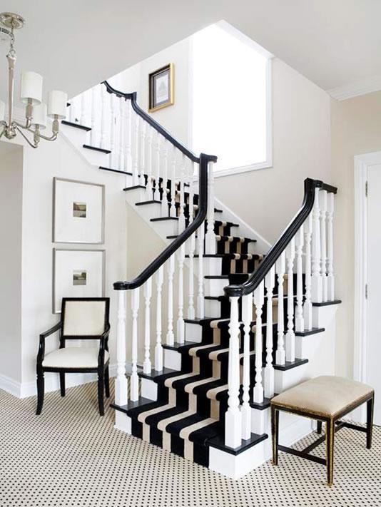 Escalera con estilo 3