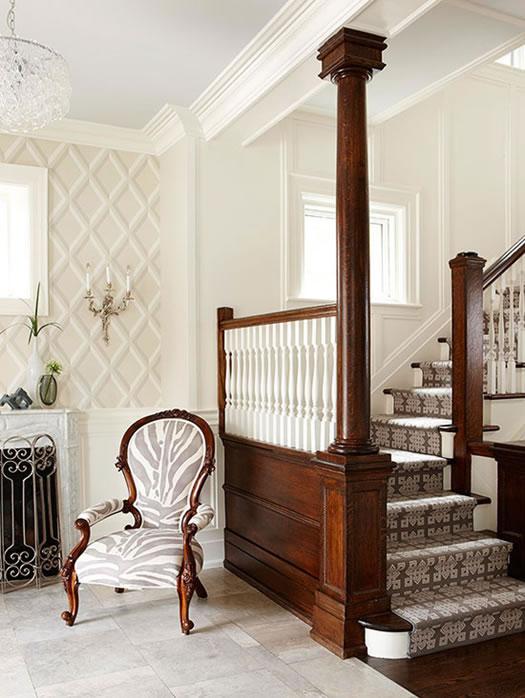 Escalera con estilo 4