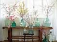 imagen Botellas y frascos como accesorios decorativos