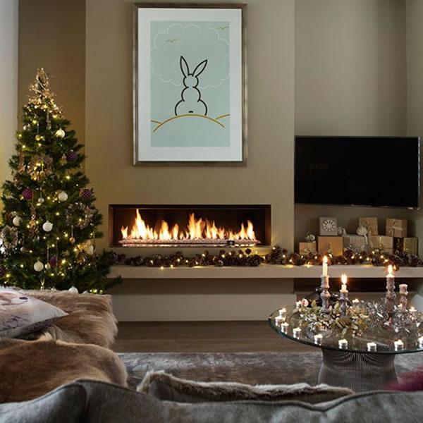 Salas navideñas 10
