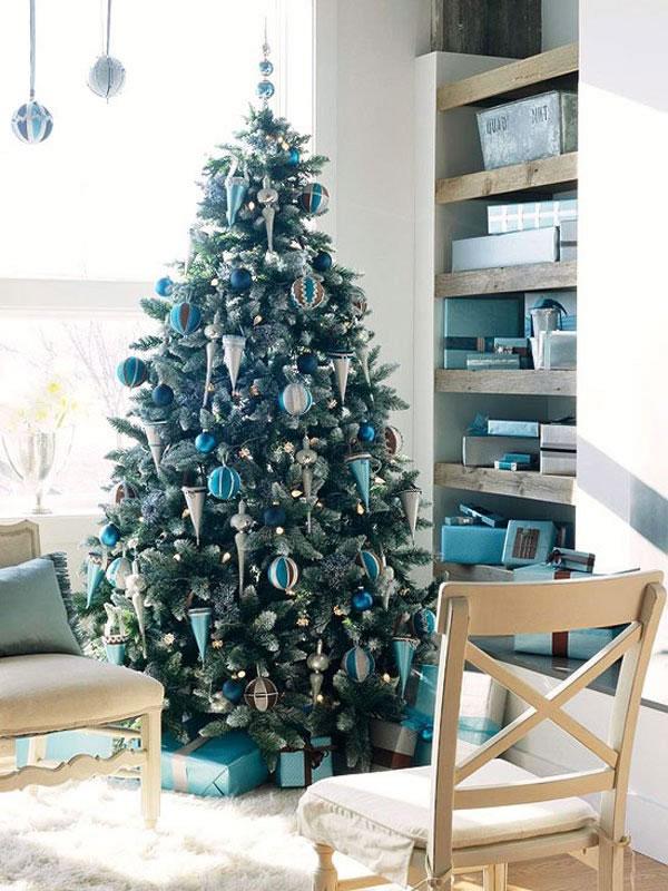 Salas navideñas 15