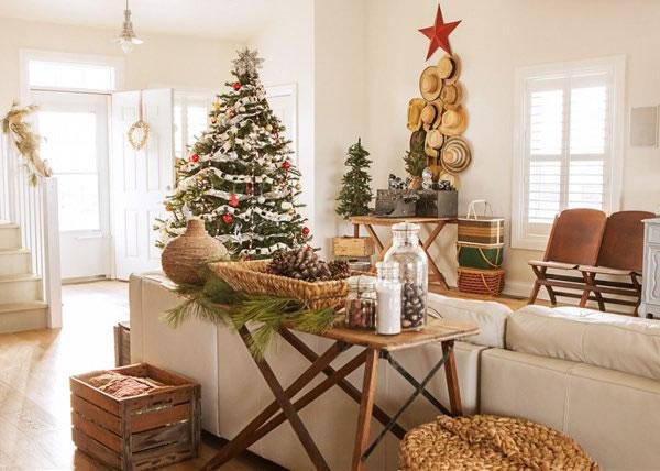 Salas navideñas 16