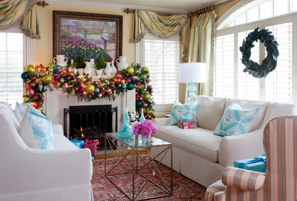 Salas navideñas 17