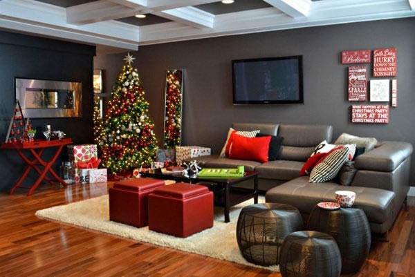 Salas navideñas 18