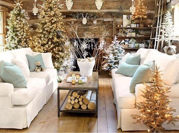 Salas navideñas 19