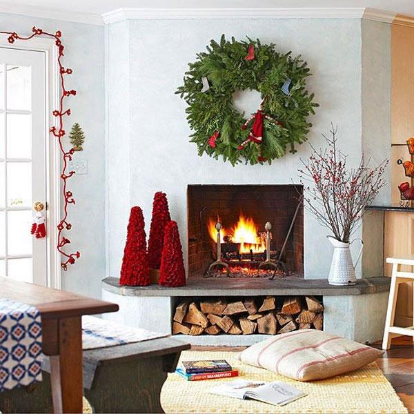 Salas navideñas 21