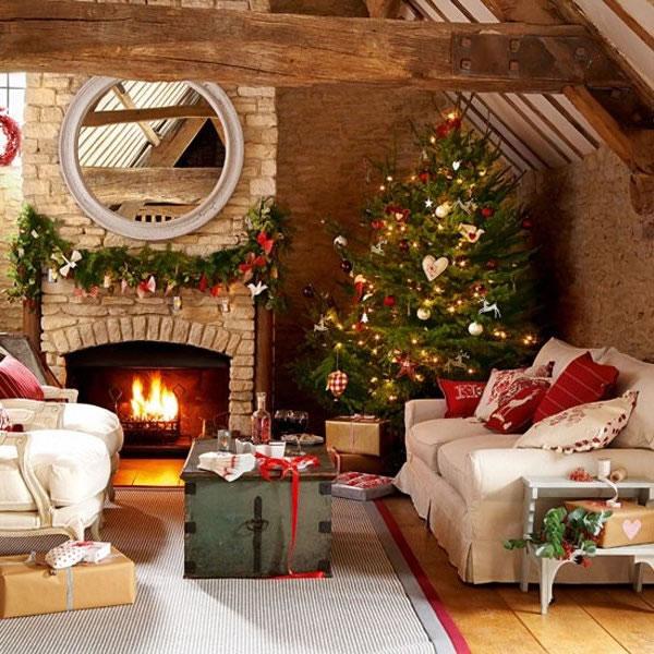 Salas navideñas 22