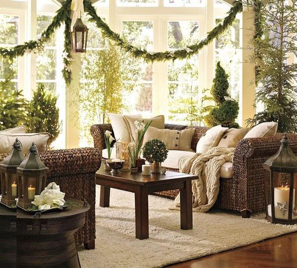 Salas navideñas 25