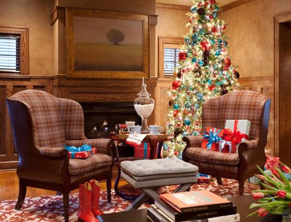Salas navideñas 26