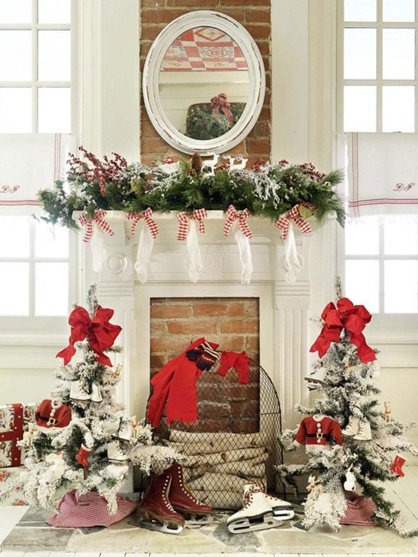 Salas navideñas 27