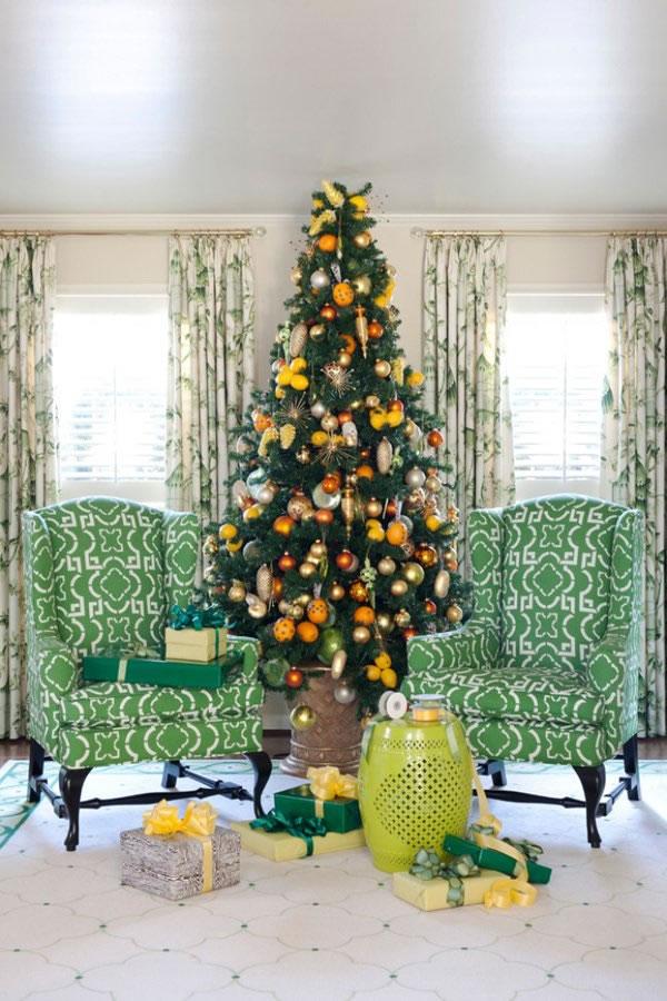 Salas navideñas 28