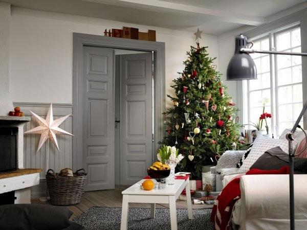 Salas navideñas 33