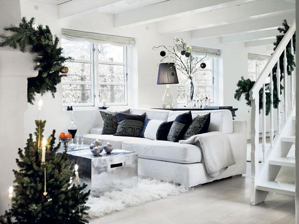Salas navideñas 5