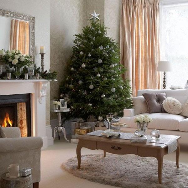 Salas navideñas 9