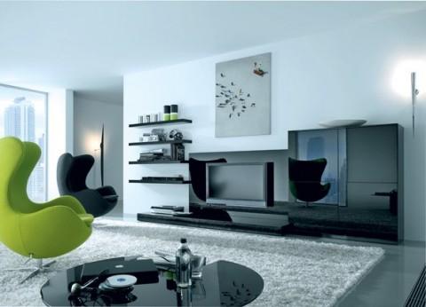 Livings modernos 3