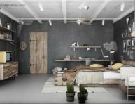 imagen Estilo industrial renovado para tu hogar