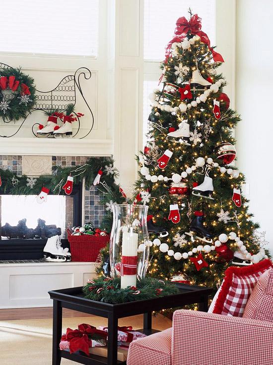 Ideas árboles navideños 11