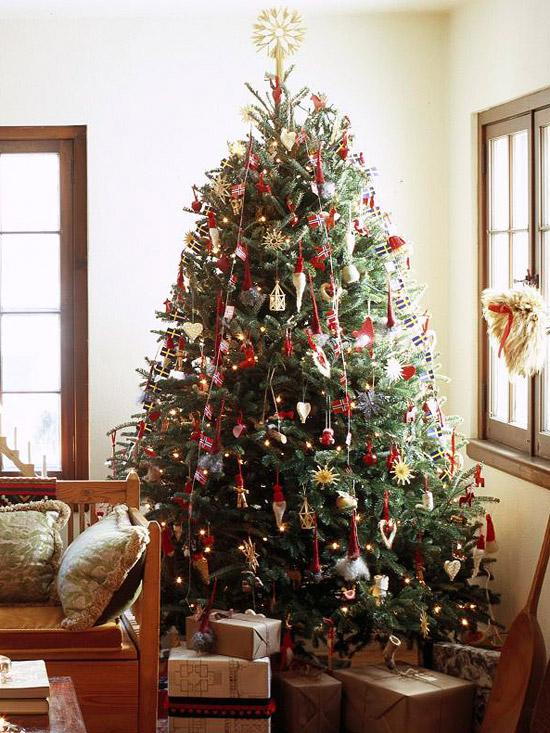 Ideas árboles navideños 16