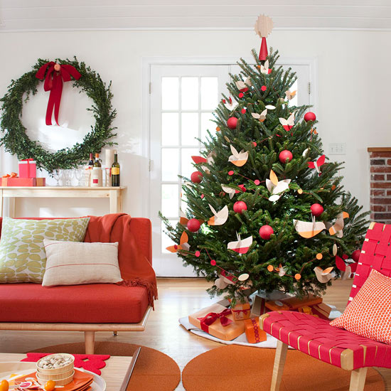 Ideas árboles navideños 2