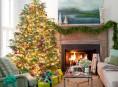 imagen 27 inspiradoras ideas para el árbol de Navidad