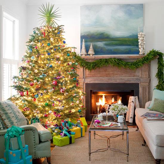 Ideas árboles navideños 22