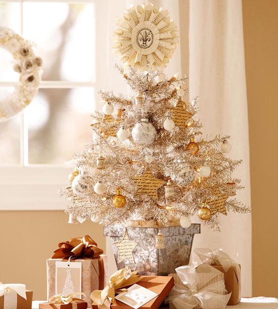 27 inspiradoras ideas para el rbol de navidad - Cuento del arbol de navidad ...