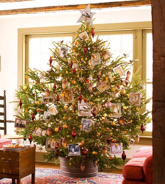Ideas árboles navideños 26
