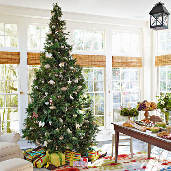 Ideas árboles navideños 9