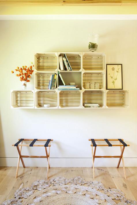 Cajones para decorar interiores 3