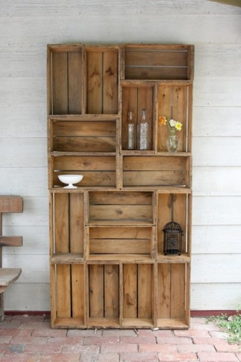 Cajones para decorar interiores 6