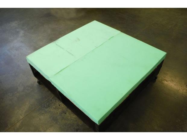 Mesa con palets 8