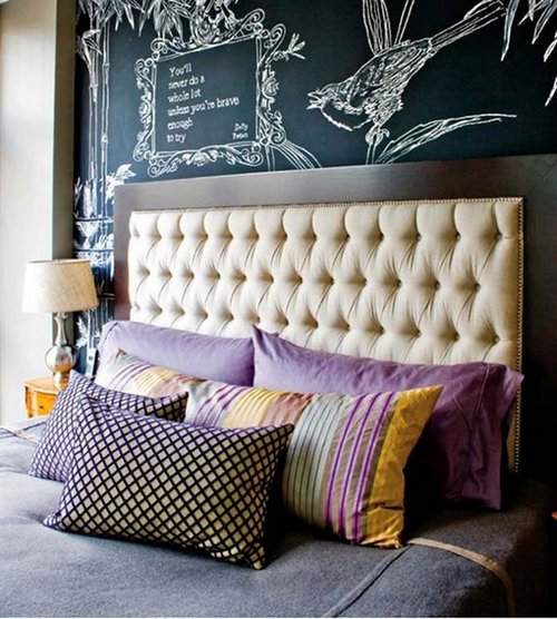 Pizarras para decorar tu hogar 06 gu a para decorar - Pizarras para decorar ...