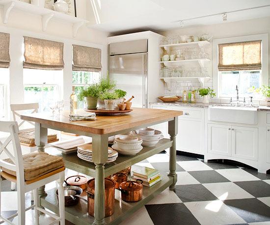 Ideas para la cocina con poco presupuesto 8
