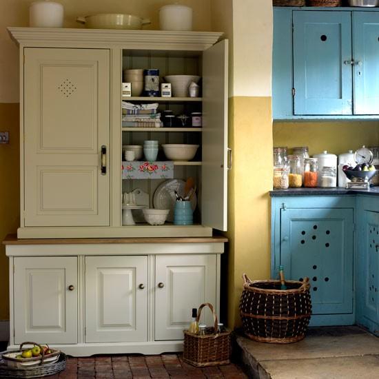 Ten una despensa perfecta en la cocina - Armario despensa cocina ...