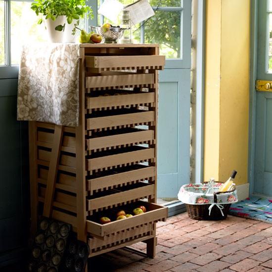 Ten una despensa perfecta en la cocina - Mueble almacenaje cocina ...
