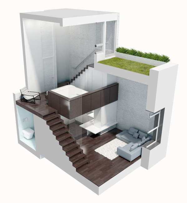 Microloft en Manhattan 4