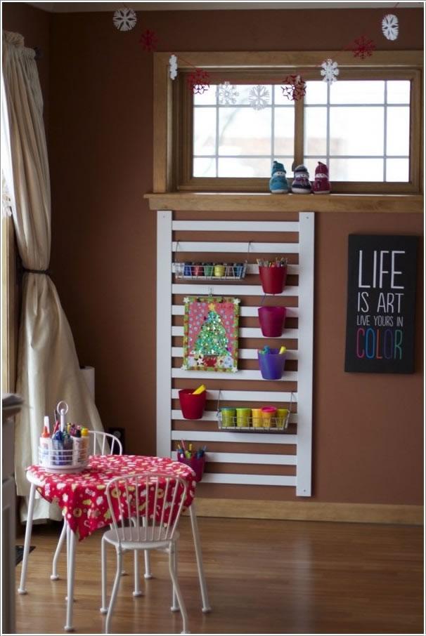 10 ideas para reutilizar las cunas de los beb s - Como hacer un mueble cambiador de bebe ...