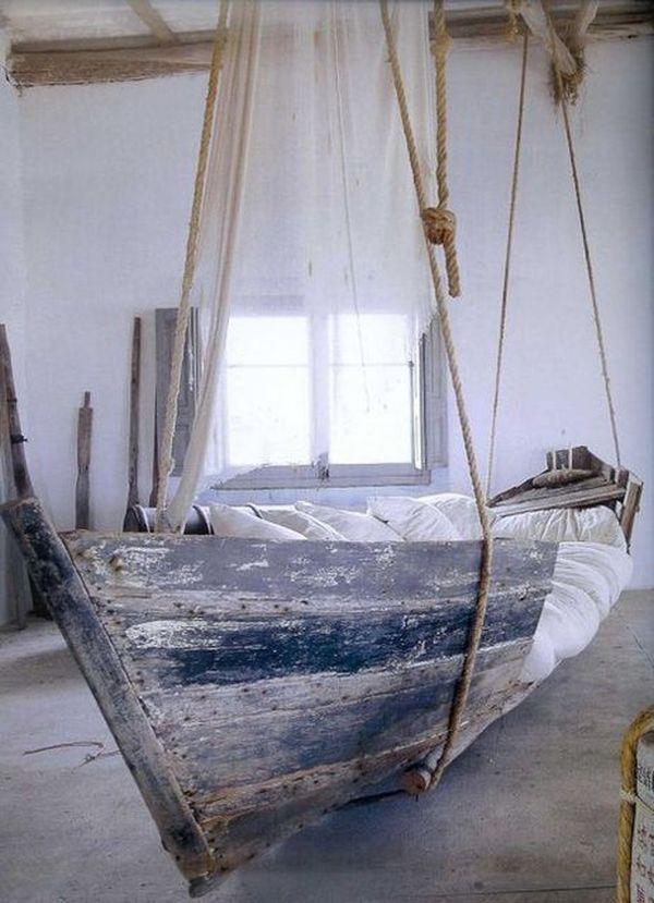 Una canoa para decorar 15
