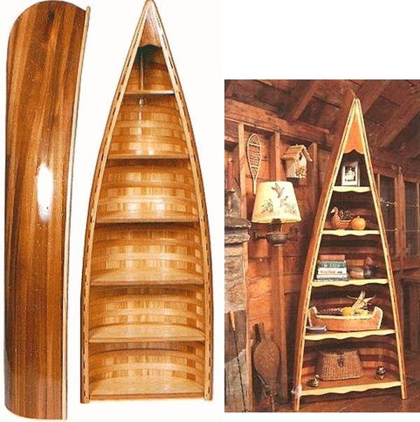 Una canoa para decorar 16