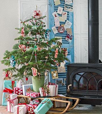 Decoración navidad para espacios pequeños 1